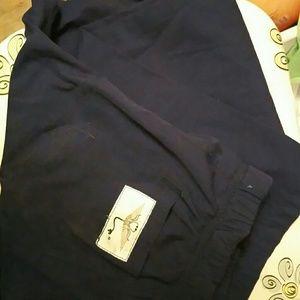 Aviator scrub pants